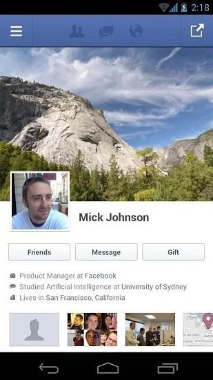 facebook安卓下载最新版 app