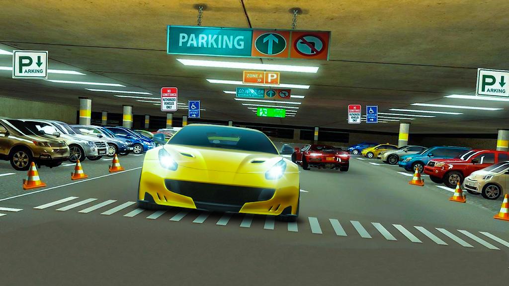 完美3D停车2021