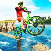 BMX自行车特技赛车3D