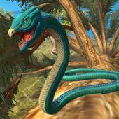 丛林蛇生存