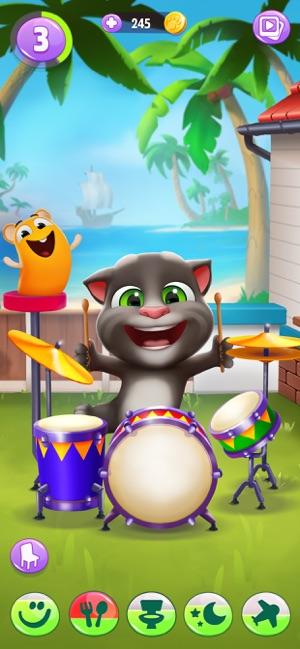 我的汤姆猫2手游下载