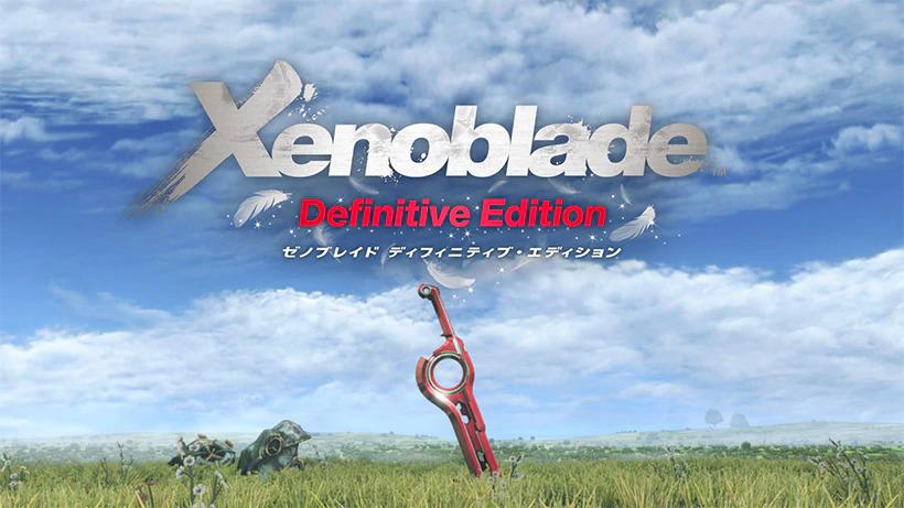《异度神剑 决定版》正式登录任天堂Switch